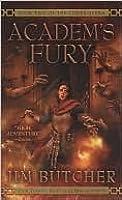 Academ's Fury (Codex Alera, #2)