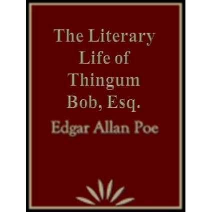Edgar Allan Poe Analysis