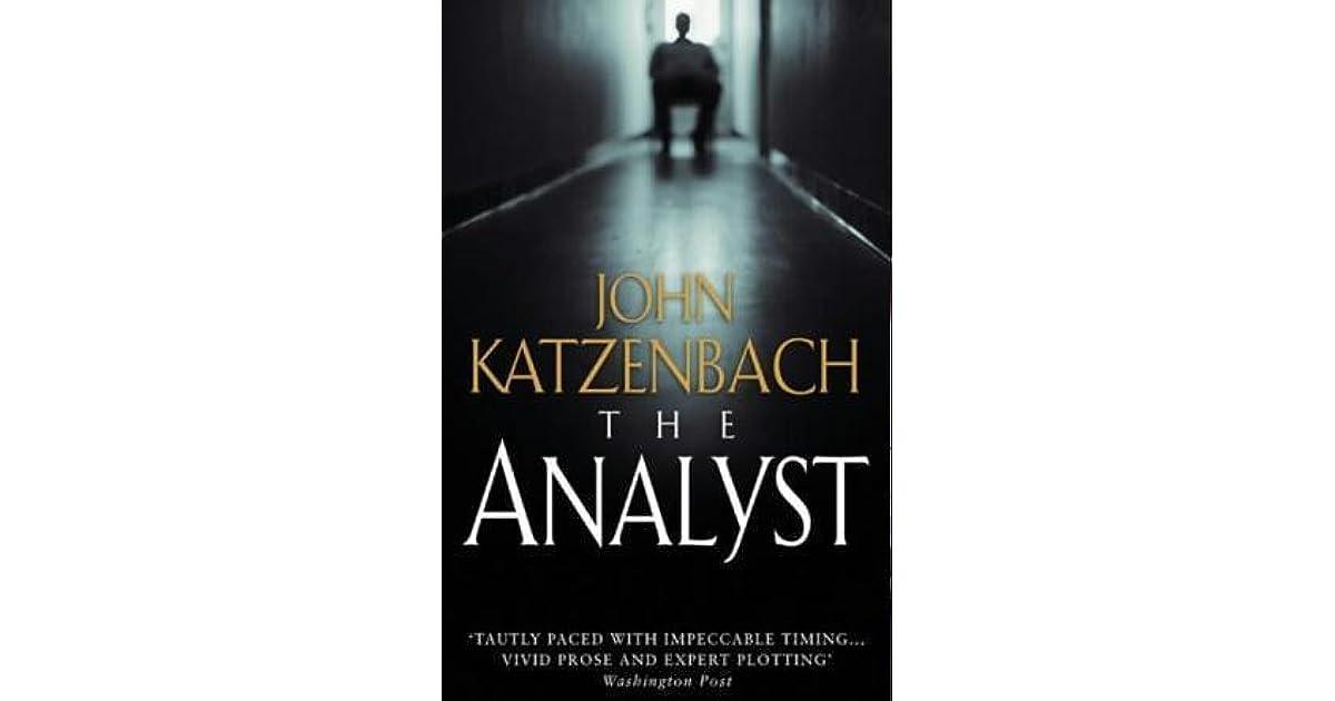 The Analyst John Katzenbach Pdf