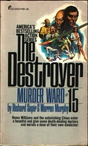 Murder Ward (Destroyer, Book 15)