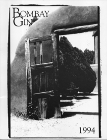 Bombay Gin 1994 by M. Regan