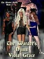 The Warder's Djinn (Warders, #1)