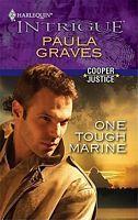 One Tough Marine by Paula Graves
