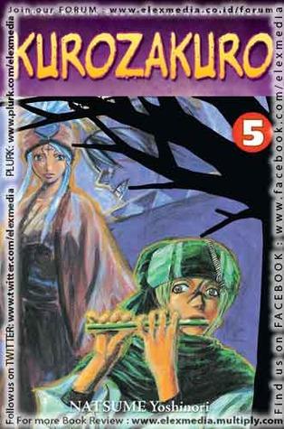 Kurozakuro Vol. 5 by Yoshinori Natsume