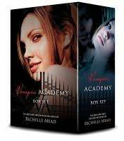 Vampire Academy Box Set (Vampire Academy, #1-4)