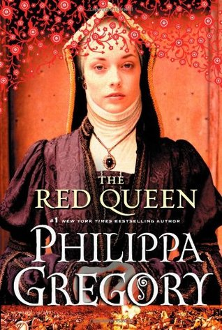 "Cover of Philippa Gregory's ""The Red Queen"""