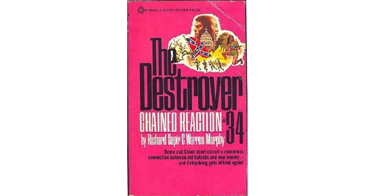 Chained Reaction (The Destroyer, #34) by Warren Murphy