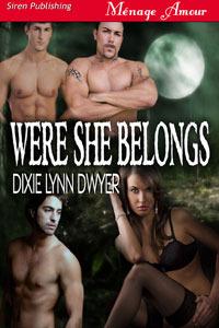Were She Belongs (Were Trilogy, #1)