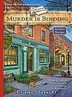 Murder is Binding (A Booktown Mystery, #1)