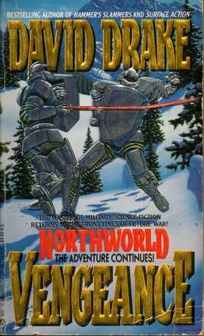 Vengeance (Northworld, #2)