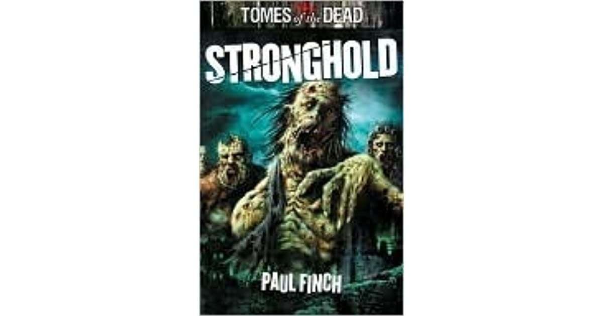 Stronghold By Paul Finch