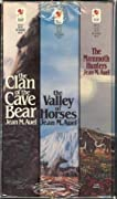 Clan of the Cave Bear, The Valley of Horses, The Mammoth Hunters