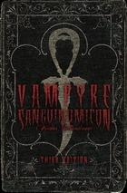 Vampyre: the Sanguinomicon V3 Special Edition