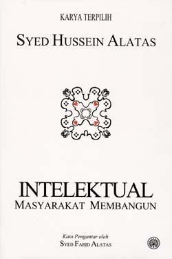 Intelektual masyarakat membangun Book Cover