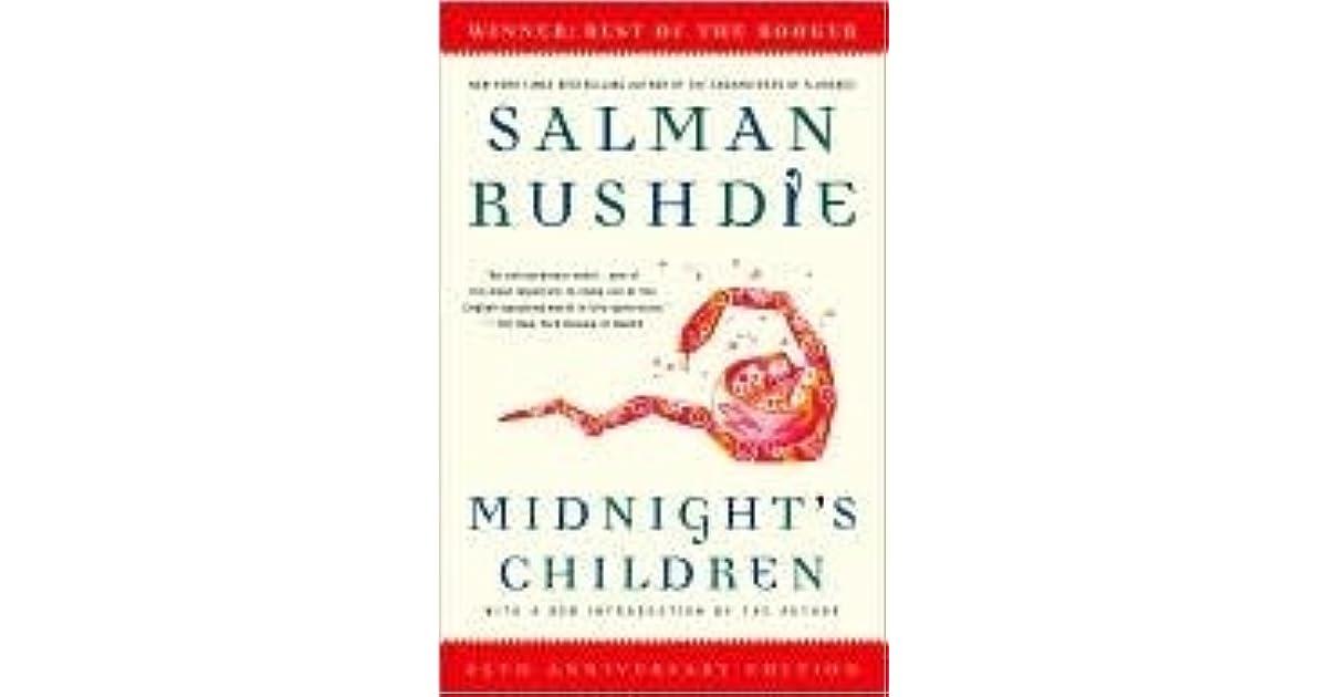 Midnight S Children Book Cover ~ Midnight s children by salman rushdie