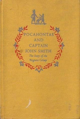 Pocahontas and Captain John Smith by Marie Lawson