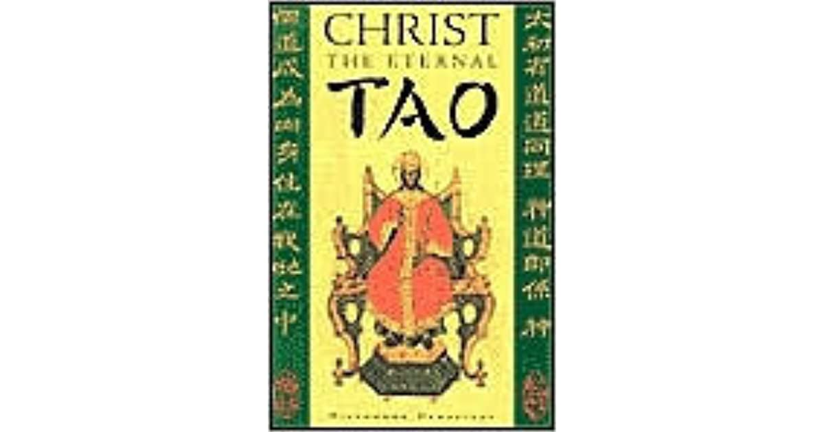 Christ the eternal tao by damascene christensen fandeluxe Image collections