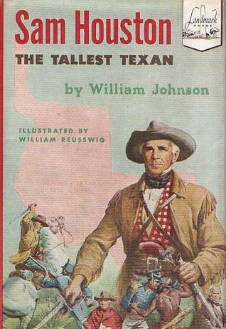 Sam Houston by William Weber Johnson
