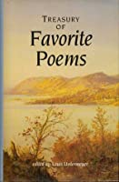 Treasury Of Favorite Poems