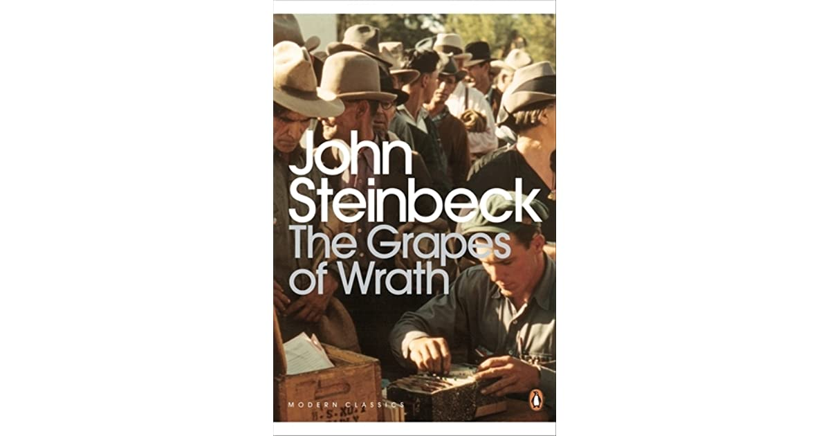 the life of a migrant family in john steinbecks the grapes of wrath The grapes of wrath is one of the greatest epic novels in american literature, but what is john steinbeck's purpose in writing the novel steinbeck peeled back the layers to show what human beings were doing to one another through migrant labor was inhumane, and he depicted in graphic.