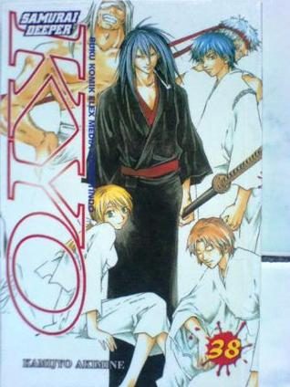 Samurai Deeper Kyo Vol. 38