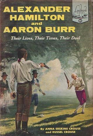 Alexander Hamilton and Aaron Burr by Anna Erskine Crouse