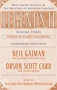 Legends II: New Short Novels by the Masters of Modern Fantasy: Volume Three