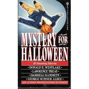 Mystery for Halloween : and other stories from Ellery Queen's mystery magazine and Alfred Hitchcock's mystery magazine
