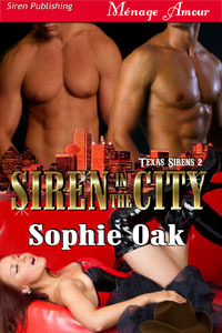 Siren in the City (Texas Sirens, #2)