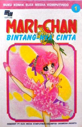 Mari-Chan Bintangnya Cinta Vol. 1