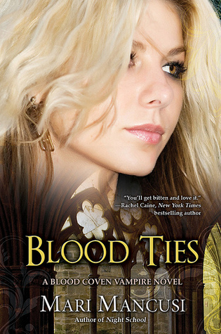 Blood Ties (Blood Coven Vampire, #6)