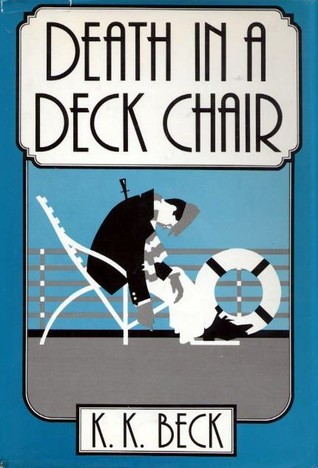 Death in a Deck Chair (Iris Cooper, #1)