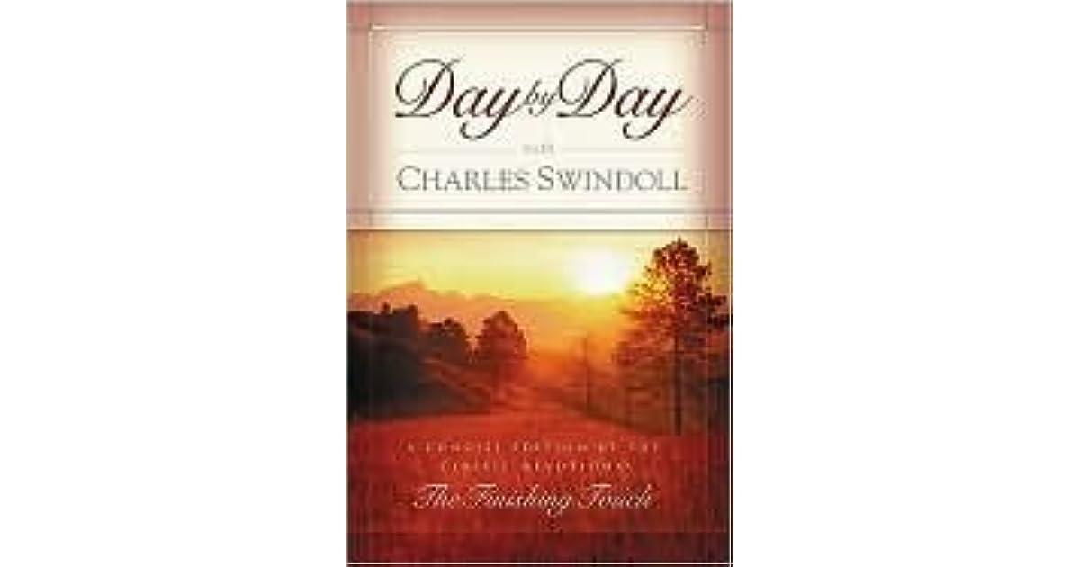 Charles Swindoll Pdf