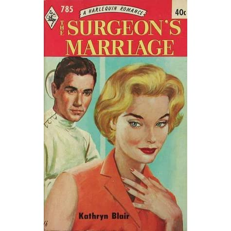 The Surgeon's Marriage by Kathryn Blair