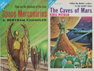 Space Mercenaries / The Caves of Mars