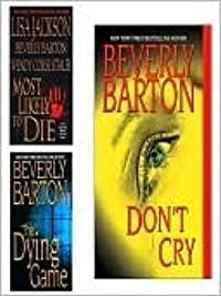 Don't Cry E-Book Bundle (w/Most Likely To Die & The Dying Game)