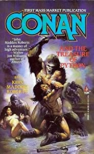 Conan and the Treasure of Python