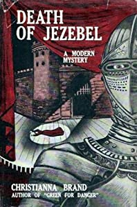 Death of Jezebel (Inspector Cockrill #4)