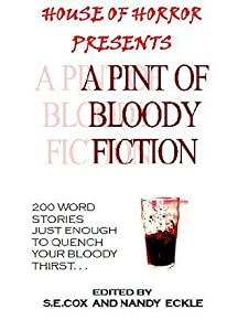 A Pint of Bloody Fiction