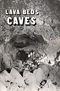 Lava Beds Caves