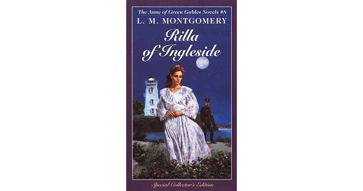 Read Rilla Of Ingleside Anne Of Green Gables 8 By Lm Montgomery