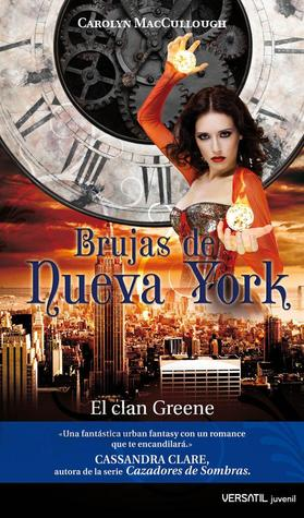 Brujas de Nueva York (Bruja, #1)