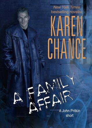 A Family Affair (Cassandra Palmer, #4.1)