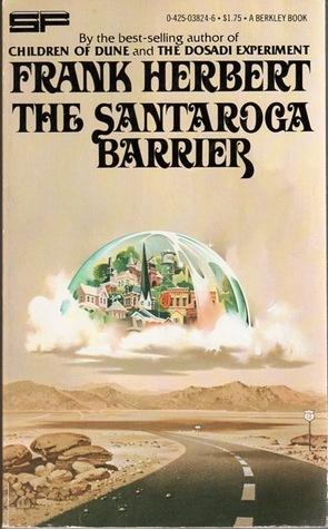 Billedresultat for the santaroga barrier