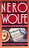 Death on Deadline (Rex Stout's Nero Wolfe Mysteries #2)