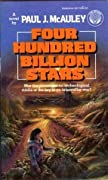 Four Hundred Billion Stars (Four Hundred Billion Stars, #1)
