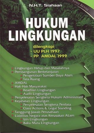 hukum lingkungan by n h t siahaan