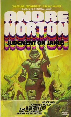 Judgment on Janus by Andre Norton