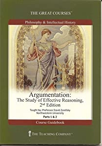 Argumentation: The Study Of Effective Reasoning