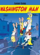 Lucky Luke - Washington Man